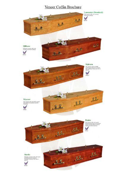 Veneer Coffins
